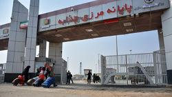 بعد يومين من الاغلاق بسبب كورونا.. ايران تعلن استئناف التصدير الى العراق
