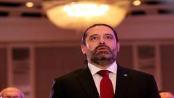 الحريري يقدم استقالته من رئاسة الحكومة اللبنانية