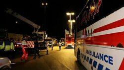 مصرع واصابة 28 شخصا بحادث في ايران