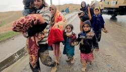 """الكشف عن 116 قرية مهجورة في محافظتين تشكل مضافات """"جاذبة"""" لداعش"""