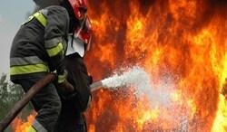 اندلاع حريق في مقر للحشد الشعبي