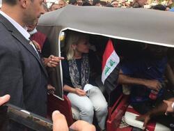 مبعوثة الامم المتحدة ترد على منشور لها اثار غضب العراقيين
