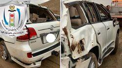 اصابة رئيس اتحاد كمال الاجسام في اقليم كوردستان و6 من افراد اسرته بحادث