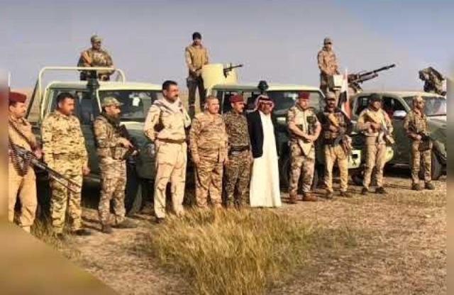 ڤایڕۆس کۆرۆنا گیان فهرماندهیهگ له سوپای عراق سهند