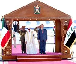 """العراق يعلن وصوله لمرحلة """"الحسم"""" في ملفات عالقة مع الكويت"""