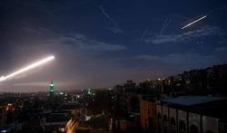 سوريا تعلن التصدي لهجوم اسرائيلي