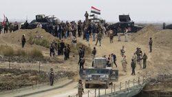 استنفار امني عراقي على الحدود: لن نتهاون