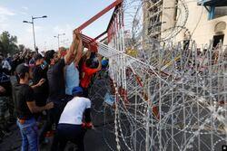 تفجير خيمة اعتصام لقيادي بارز بالاحتجاجات وحرق 3 أخر بالناصرية وبغداد