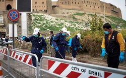 اقليم كوردستان يواجه فيروس كورونا على طريقته الخاصة