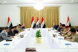 مجلس الأمن الوطني يقرر تشكيل قيادة قوات حفظ القانون