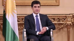 رئيس اقليم كوردستان يصل الى بغداد