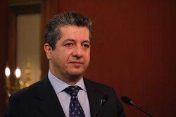 رئيس حكومة اقليم كوردستان يوجه رسالة الى السكان بشأن كورونا