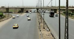 A bridge connecting Baghdad to another province blocked for 45 days