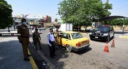 انخفاض في إصابات ووفيات كورونا في العراق