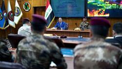 الكاظمي يوجه بتعزيز قوة ودور جهاز مكافحة الارهاب في حماية الدولة