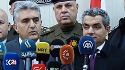 وزير داخلية كوردستان: مددنا حظر التجوال في اربيل والسليمانية بعد تشاور ودراسة دقيقة