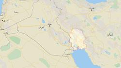 إيران تعلن الاطاحة بخلية إرهابية على الحدود العراقية
