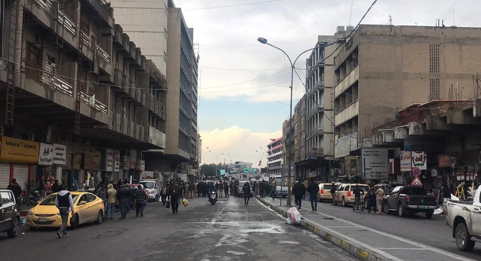 Baghdad Operations: Al-Khulani Square is permanently opened