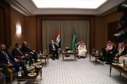 السعودية تبدي لمبعوث الكاظمي استعدادا لدعم مفتوح للعراق