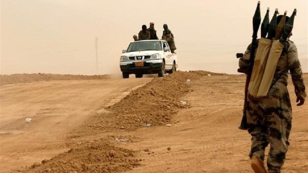 اعتقال قيادي كبير بتنظيم داعش كركوك