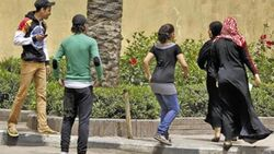 الداخلية تنشر عناصر الشرطة المجتمعية في مولات بغداد للحد من التحرش بالنساء