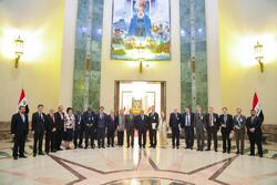 """أعضاء مجلس الأمن يشيدون بسياسة """"متوازنة"""" للحكومة العراقية"""