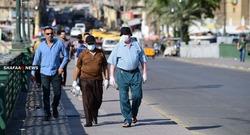 """الصحة العراقية تهدد بـ""""حظر تجوال واجراءات مشددة"""""""