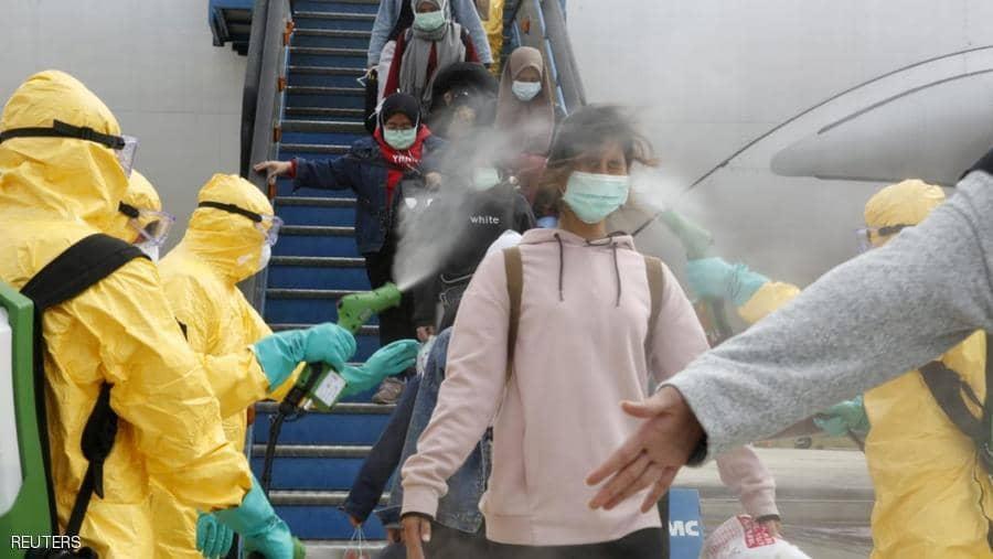 """منعاً لـ""""كورونا ايران"""".. العراق يتخذ جملة قرارات لدرء الفيروس"""