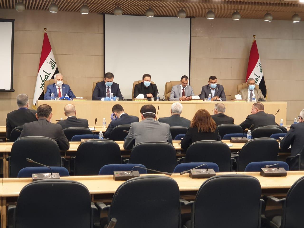 البرلمان العراقي يضع اللمسات الاخيرة على قانون الانتخابات