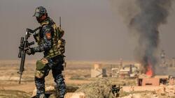 """صورتان+18.. مقتل """"داعشي"""" خلال مهاجمته حاجزاً أمنياً بديالى"""