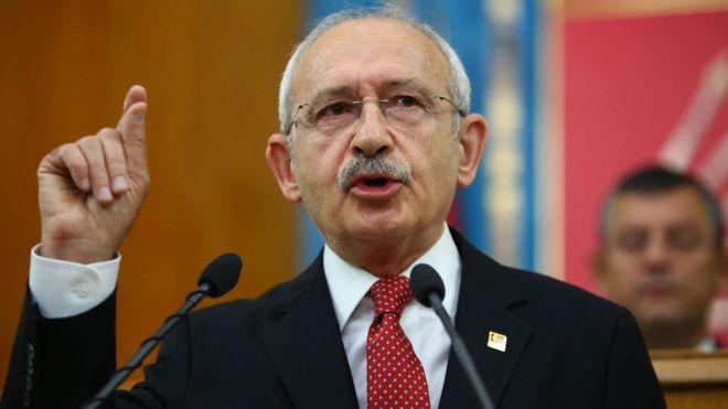 المعارضة التركية تعلق على مقتل دبلوماسي في كوردستان وتوجه رسالة لأربيل وبغداد