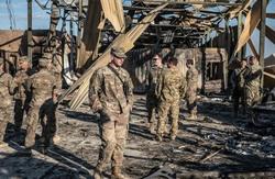 """امريكا ترسل """"النسور الزاعقة"""" الى العراق"""