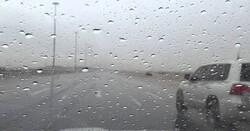 كوردستان تستقبل الأمطار مبكراً