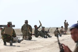 Joint Iraqi forces launch military operation on ISIS positions