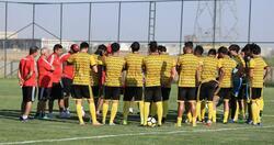 النفط يعبر حاجز النجف ببطولة كأس العراق