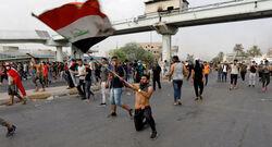 فرنسا توجه دعوة لقوات الأمن العراقية في التعامل مع الاحتجاجات