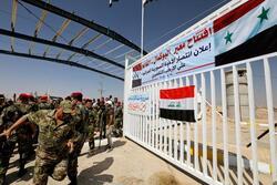تقرير دولي: اعادة فتح معبر بين العراق وسوريا مكسبا لحليفتيهما إيران