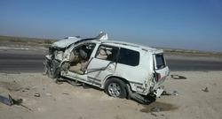 مصرع واصابة سبعة أشخاص بحادث مروع في بابل