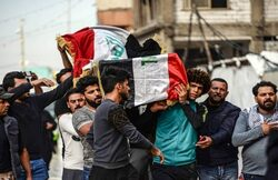 """امريكا تدين استخدام العراق """"قوة مروعة وشنيعة"""" ضد محتجي الناصرية"""