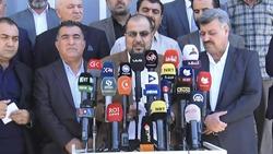 الاحزاب الكوردستانية تتفق على خوض الانتخابات بقائمة موحدة في كركوك وتعلن اسمها