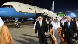 بومبيو يخلي مسؤولية العراق من هجوم ارامكو ويعلن: عمل حربي ايراني