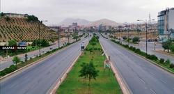 انخفاض معدل درجات الحرارة في اقليم كوردستان