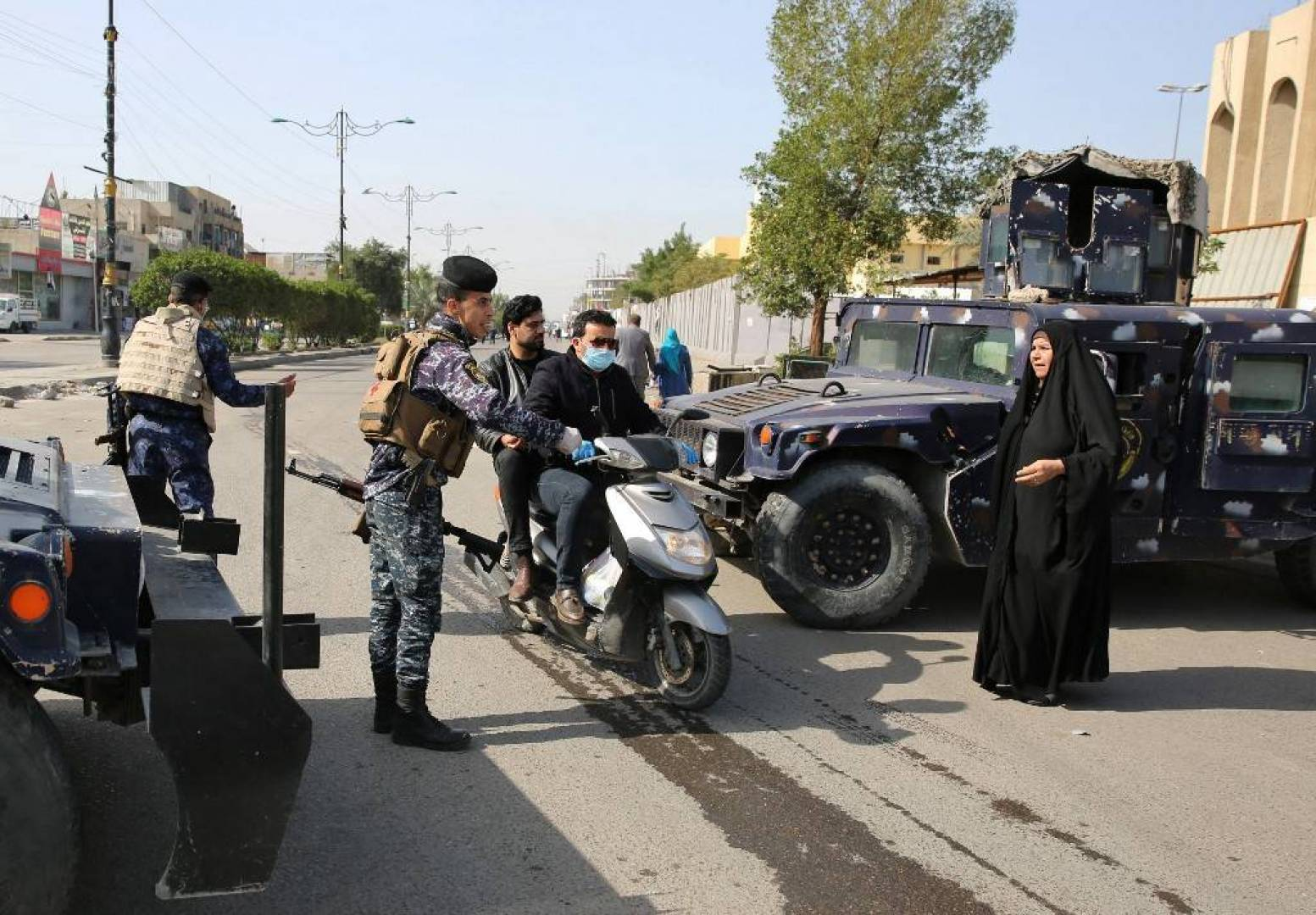 ISIS kidnaps an officer and two federal police members southwestern Kirkuk city