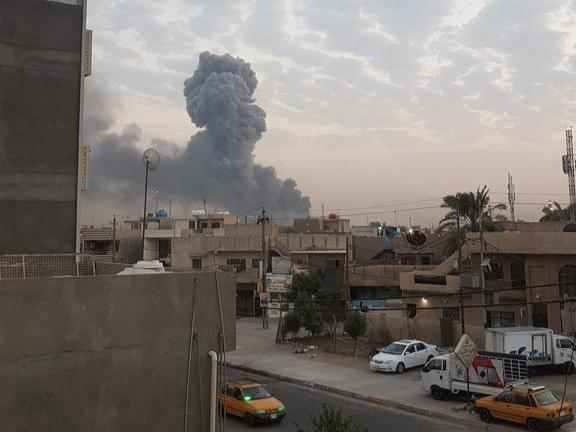 الحكومة العراقية تطلع على نتائج التحقيقات حول هجمات استهدفت مواقع عسكرية