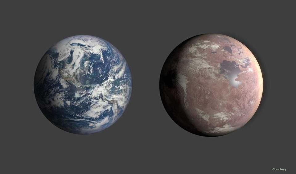اكتشاف كواكب شبيهة بالأرض قد تكون صالحة للسكن