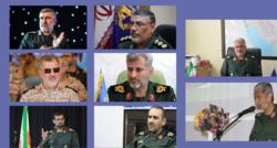 من هم جنرالات ايران الذين طالتهم عقوبات ترامب الجديدة؟