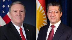 الخارجية الأمريكية تؤكد دعم حكومة كوردستان ومساعيها للإصلاح