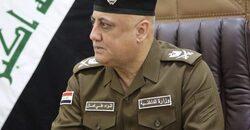 إصابة مسؤول امني عراقي كبير بفيروس كورونا