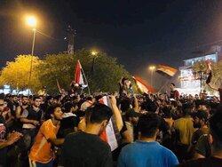 ارتفاع حصيلة الضحايا بصفوف المتظاهرين في العراق الى أكثر من 100 قتيل و4000 جريح