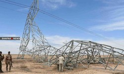ISIS donate two energy towers in Iraq